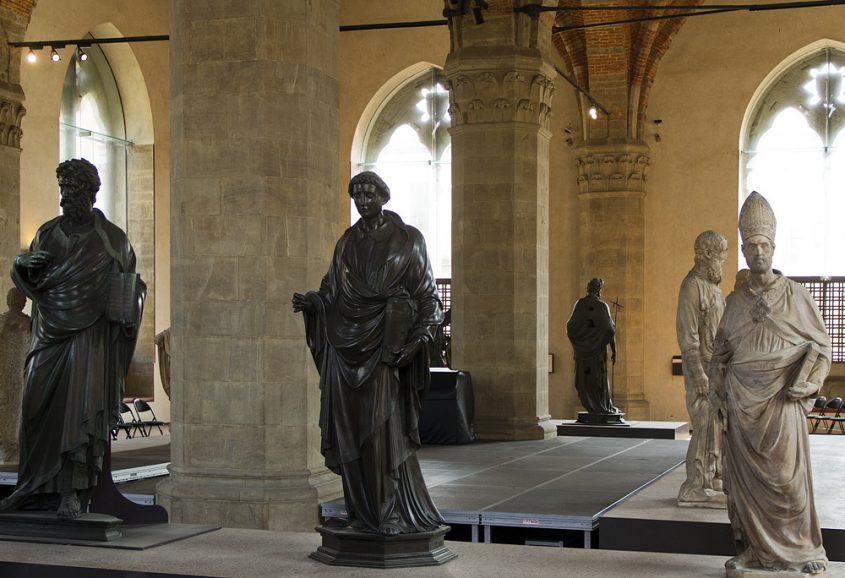 Firenze, Or San Michele, Obergeschoss