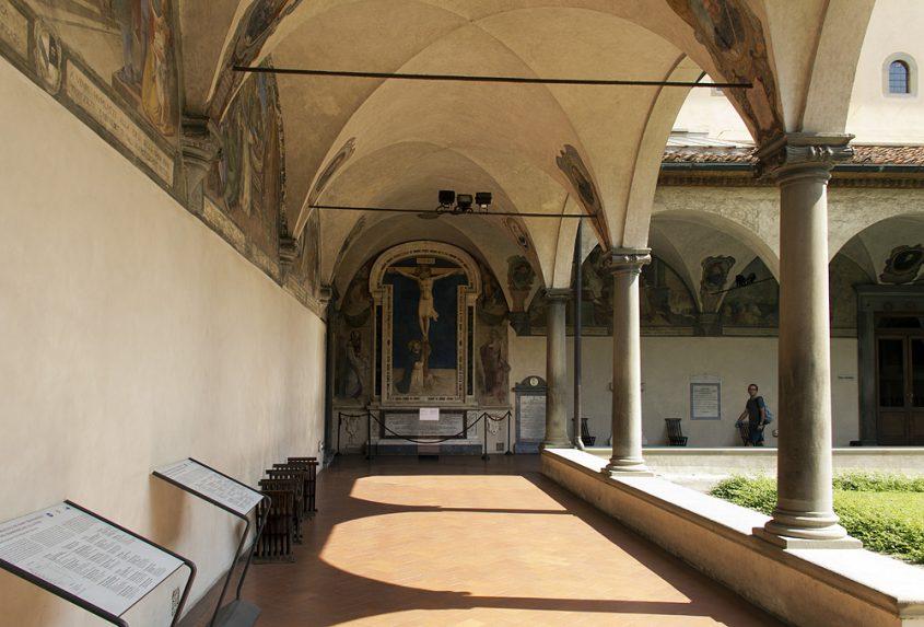 San Marco, Chiostro di Sant'Antonino