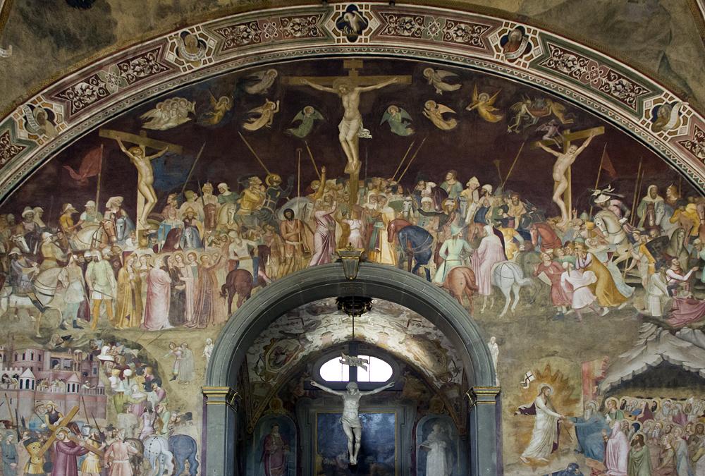 Firenze, Santa Maria della Novella, Cappelone degli Spagniole