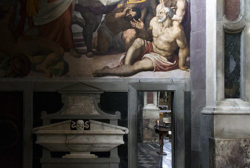 Florenz, Santissima Annunziata, Kapelle