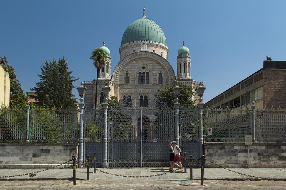 Florenz, Sinagoga