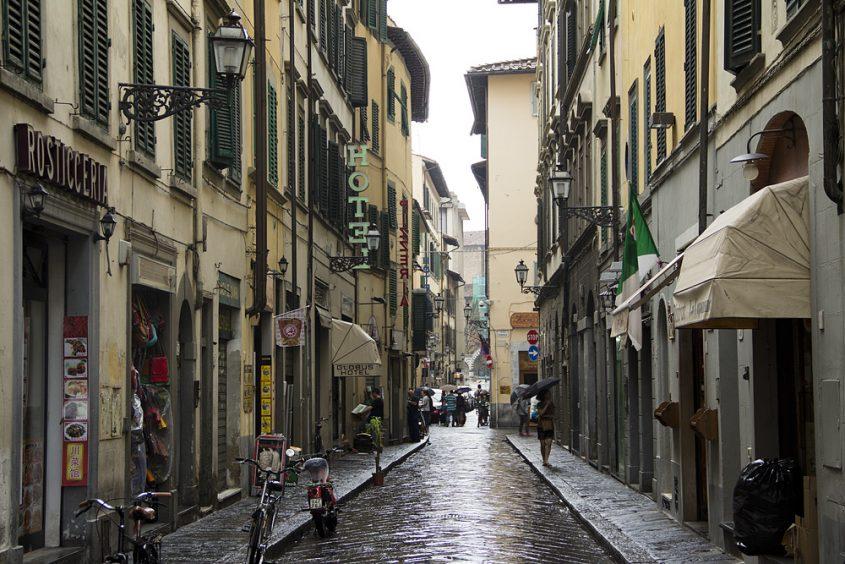 Firenze, Via Sant'Antonio