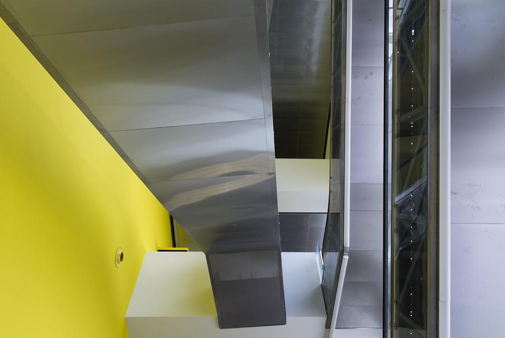 Disseny Hub Barcelona, Untergeschoss