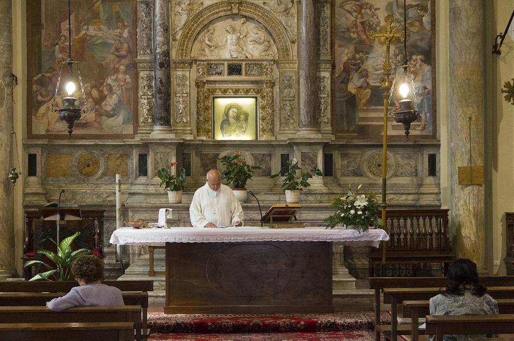 Siena, Chiesa di San Pietro alla Magione