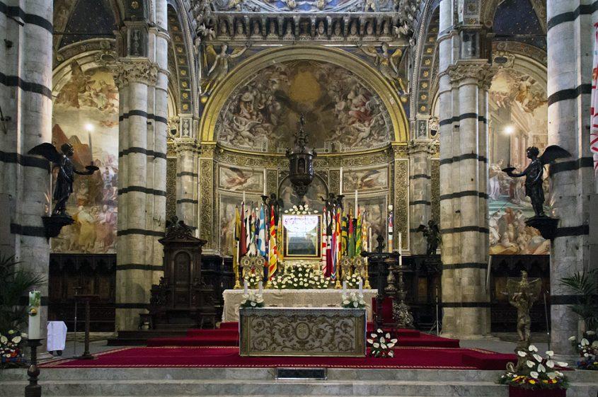 Duomo di Siena, Madonna del Voto