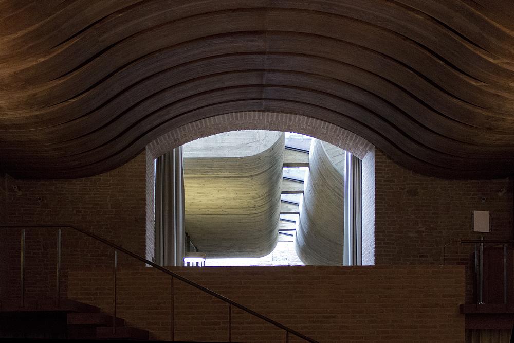 Banca Monte dei Paschi di Siena, Interior