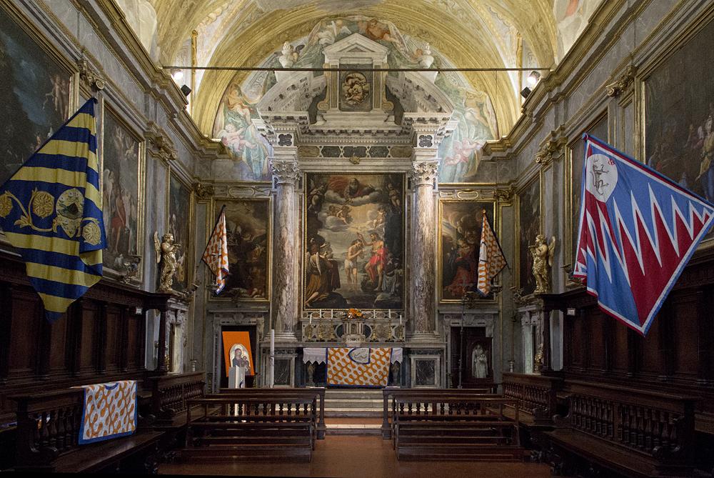 Siena, San Giovannino in Pantaneto