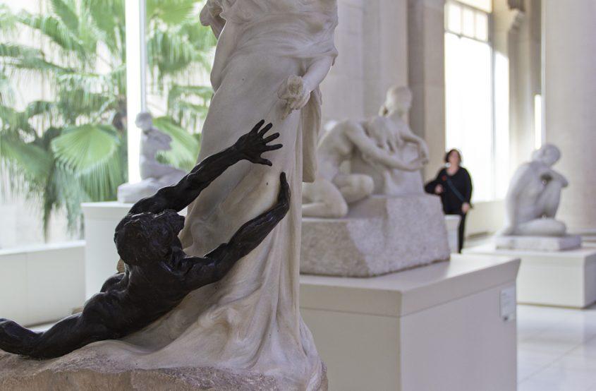 Barcelona, Miquel Blay, Dream, Museu Nacional d'Art de Catalunya
