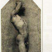 Barcelona, Joan Llimona, Male Nude, Museu Nacional d'Art de Catalunya