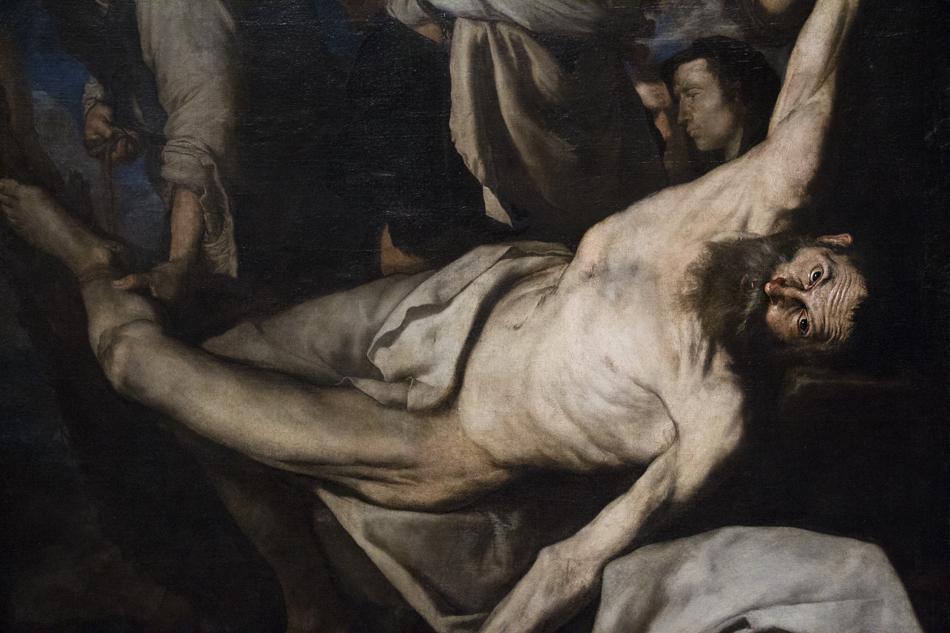 Barcelona, Ribera, Bartholomäus, Bartholomäus, Museu Nacional d'Art de Catalunya