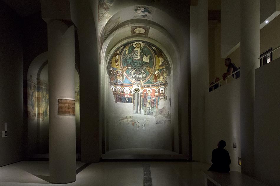 Barcelona, Meister von Taüll, Museu Nacional d'Art de Catalunya