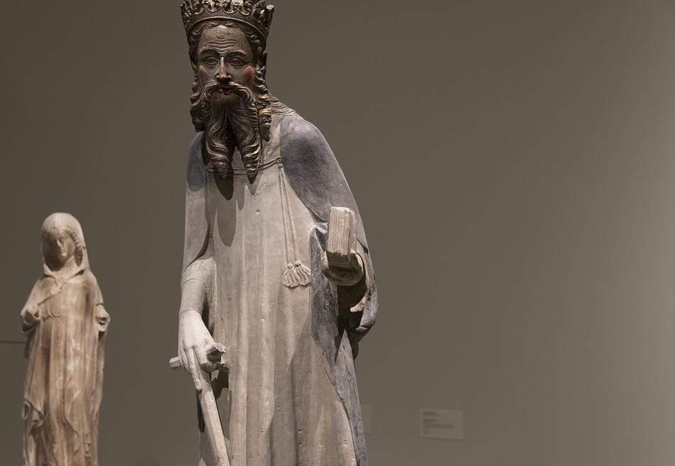 Barcelona, Heilige, Museu Nacional d'Art de Catalunya
