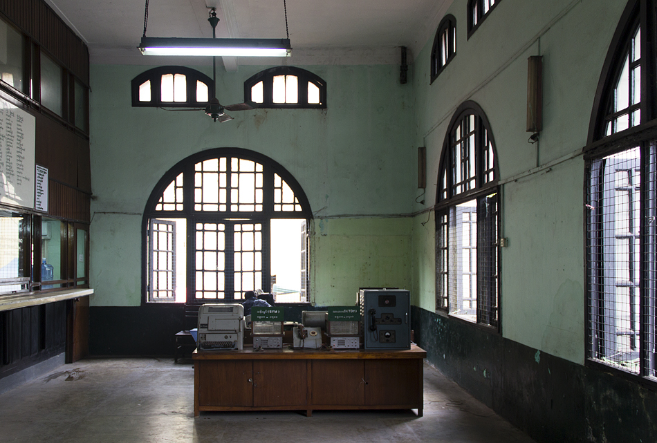 Yangon, Post Office