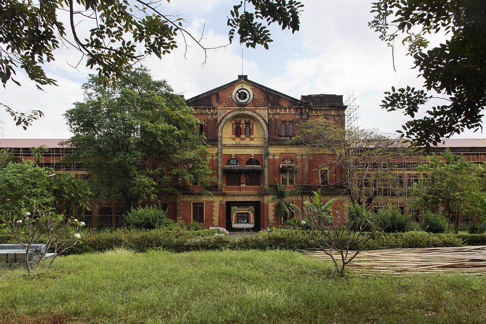 Yangon, Prime Minister's Office