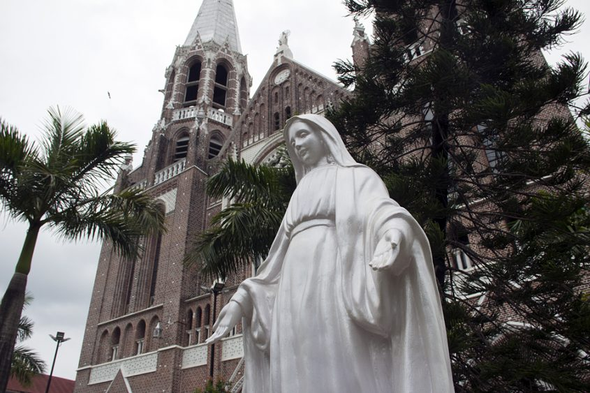 Yangon, Saint Mary's Cathedral