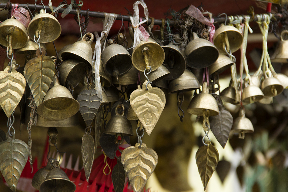 Yangon, Sule Pagoda, Glocken