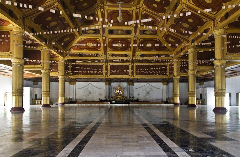 Mandalay, Atumashi-Kloster