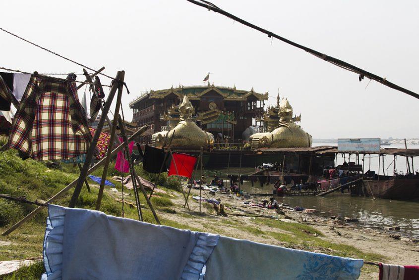 Mandalay, Ayearwady