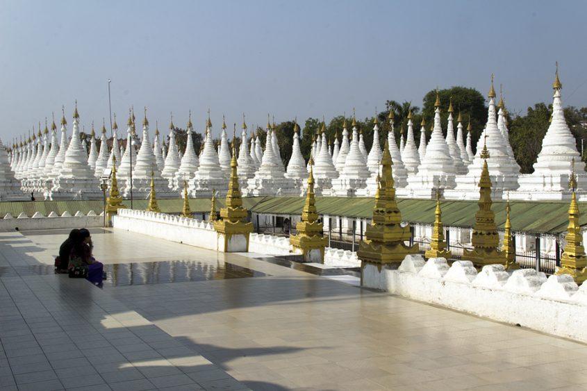 Mandalay, Sandamani-Pagode