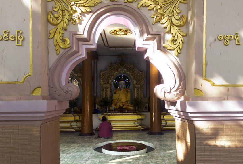Mandalay, Shwekyimyint-Pagode