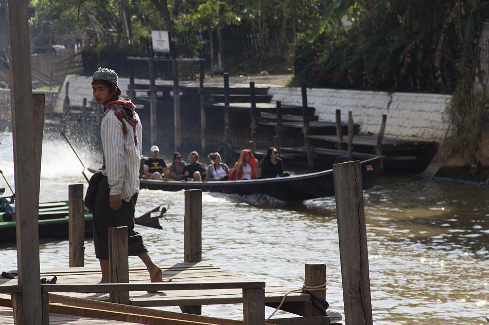 Myanmar, Nyaung Shwe,