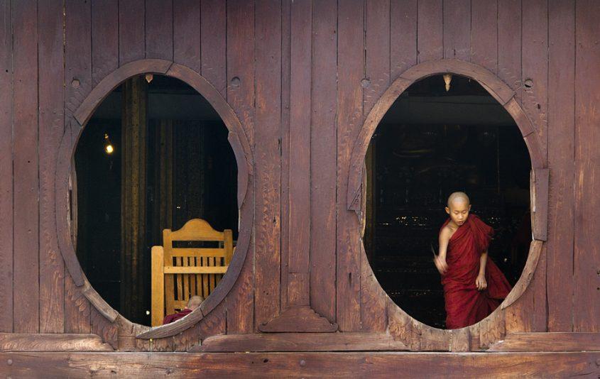 Inle-See, Shwe-Yan-Bye-Kloster