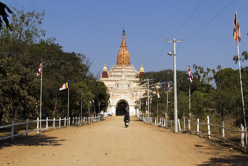 Bagan, Ananda