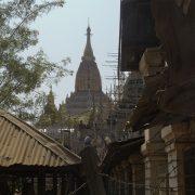 Bagan, Ananda, stehender Buddha