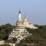Bagan, Hsutaung-pyi und Ananda