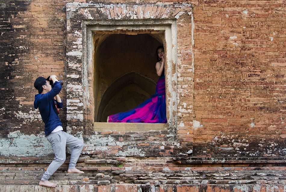 Bagan, Dhammayangyi-Tempel