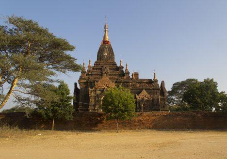Bagan, Izagawna