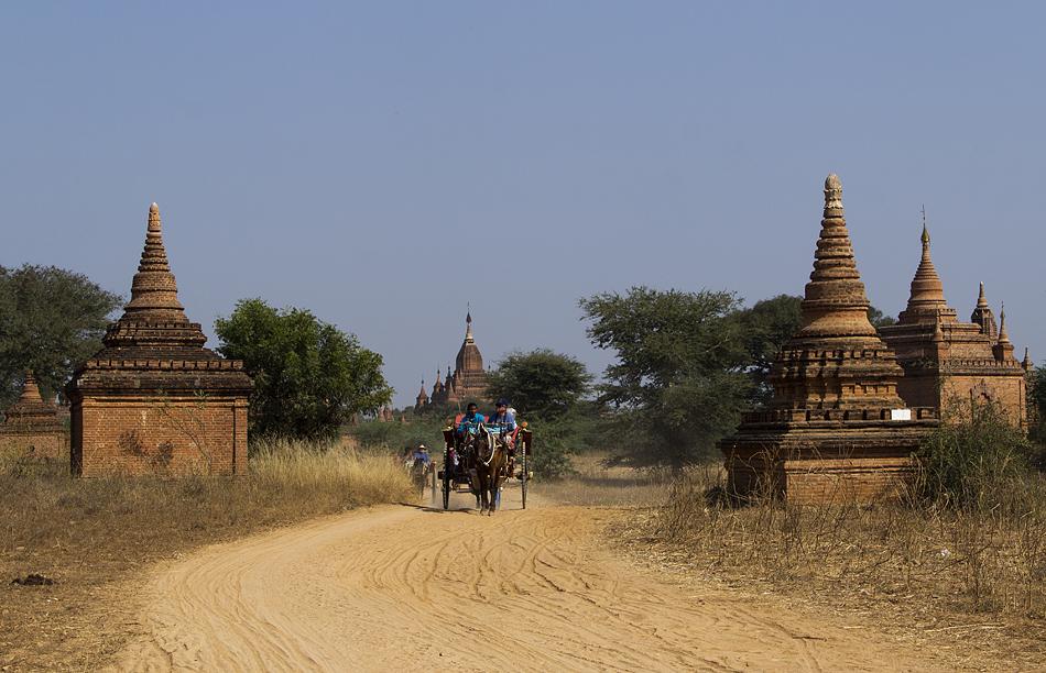 Bagan Shwe-nan-yin-taw-Komplex