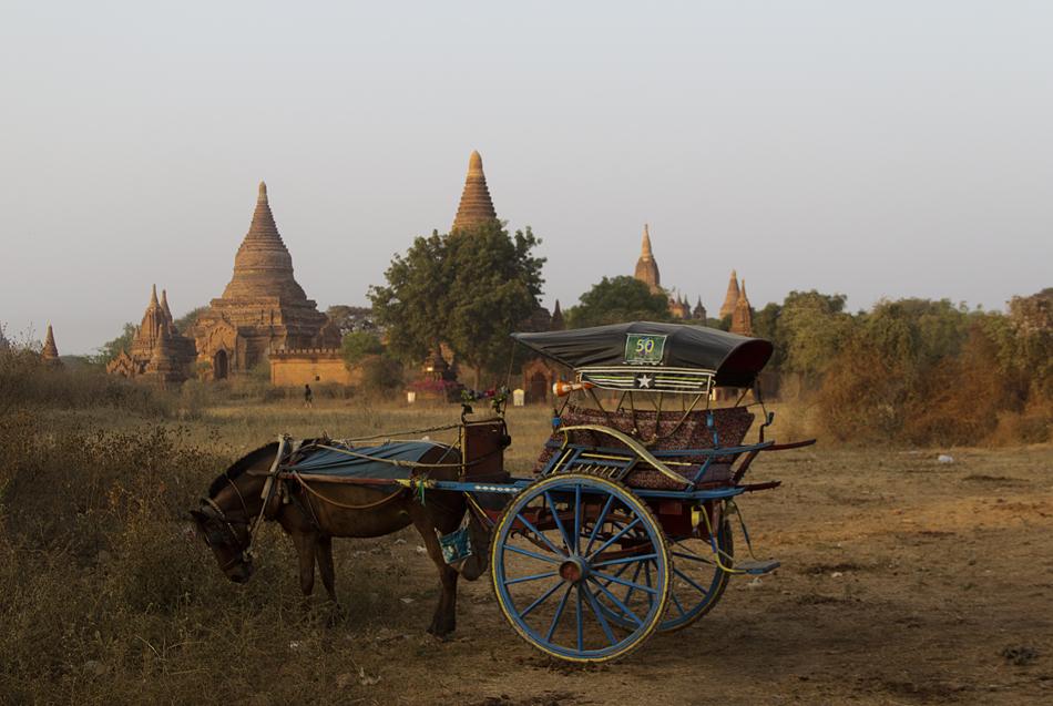 Bagan, Penantha-Gruppe