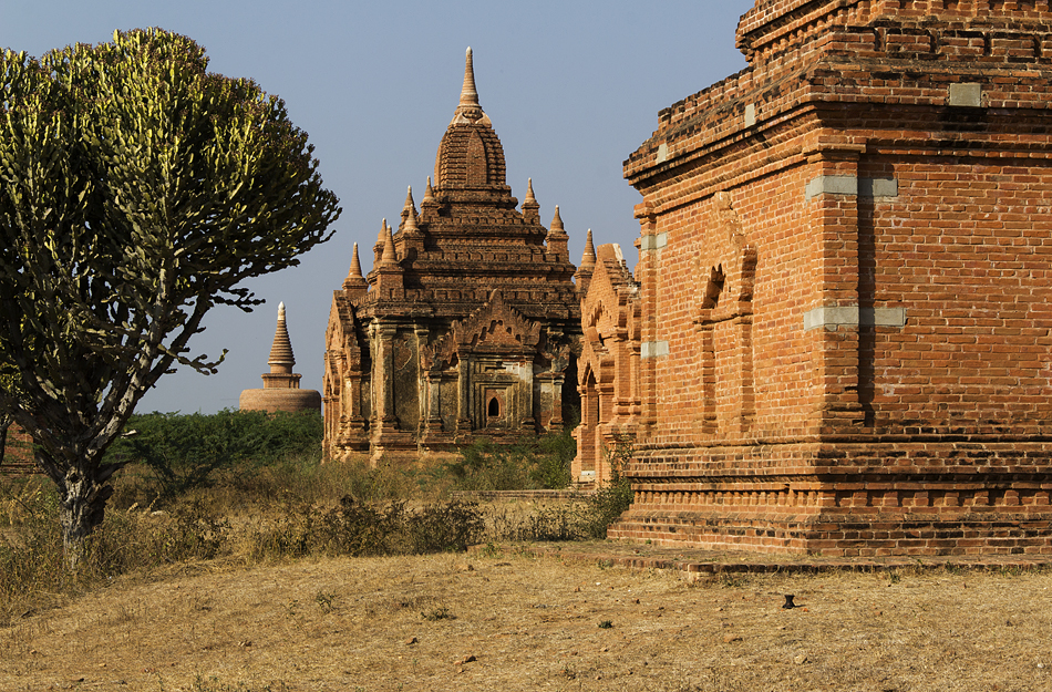 Neu-Bagan, Tempel
