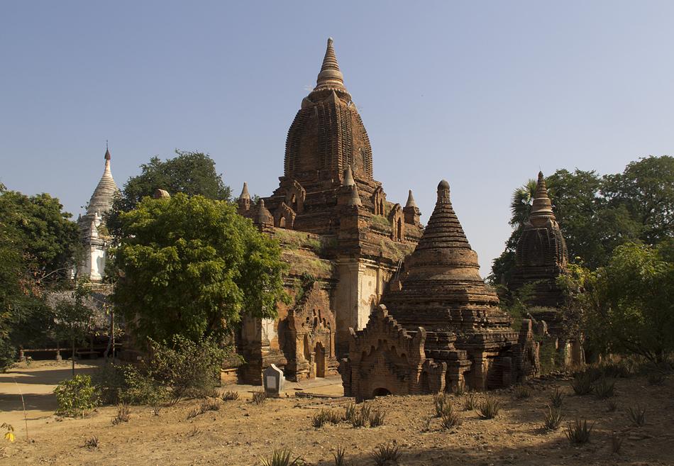 Bagan, Byaung-U, Thetkyamuni und Shwe Tahabei Hpay
