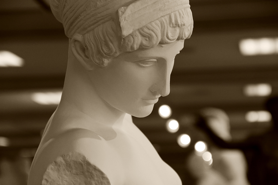 Abguss-Sammlung Antiker Plastik der Freien Universität Berlin, Gips, Venus vom Esquilin