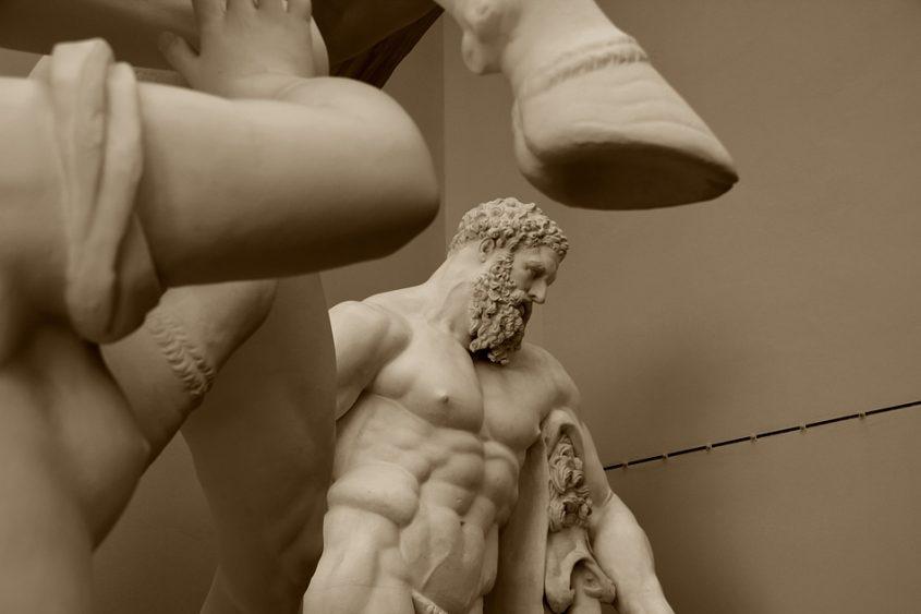 Abguss-Sammlung Antiker Plastik der Freien Universität Berlin, Gips, Herkules Farnese