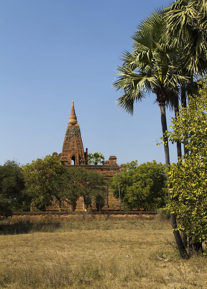 Bagan, Gubyaukgyi, Wetkyi-Tempel