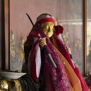 Bagan, Nyaung-U, Shwezigon-Pagode, Tauzung