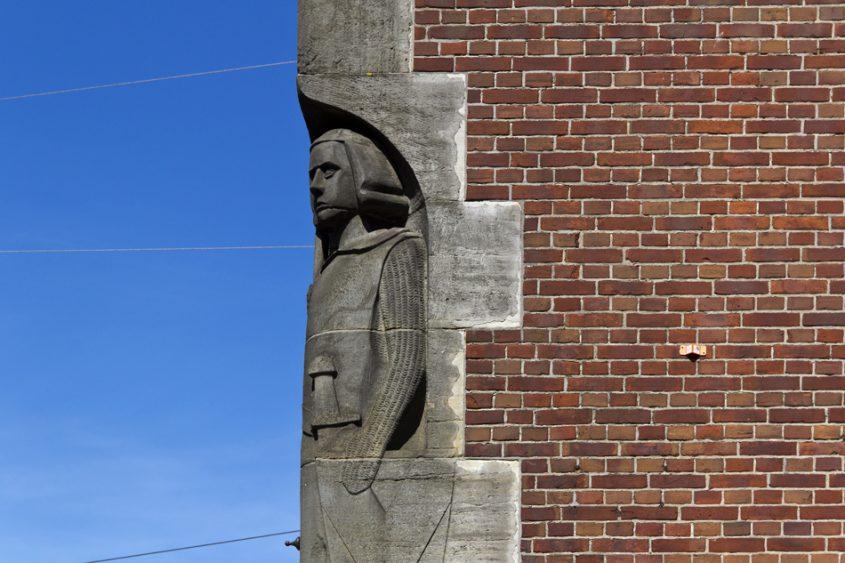Amsterdam, Beurs van Berlage