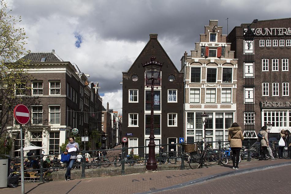 Amsterdam, Eglantiersgracht
