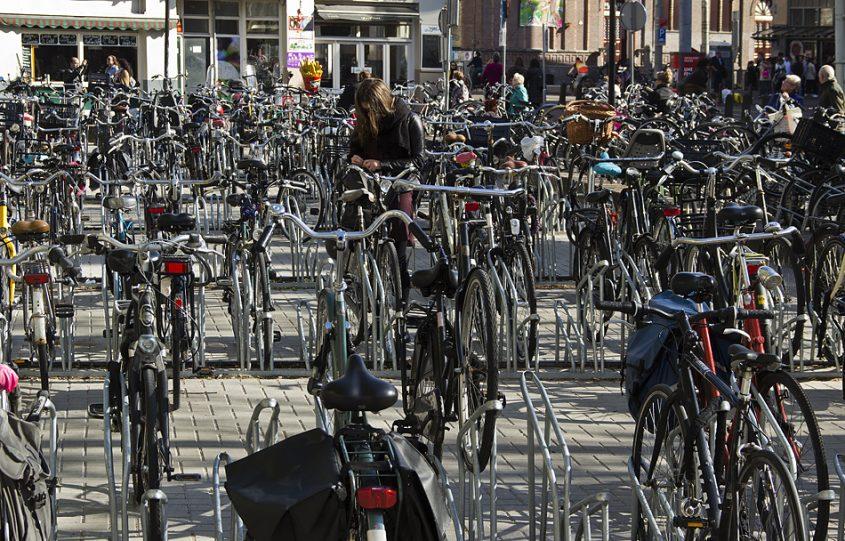 Amsterdam, Fahrräder