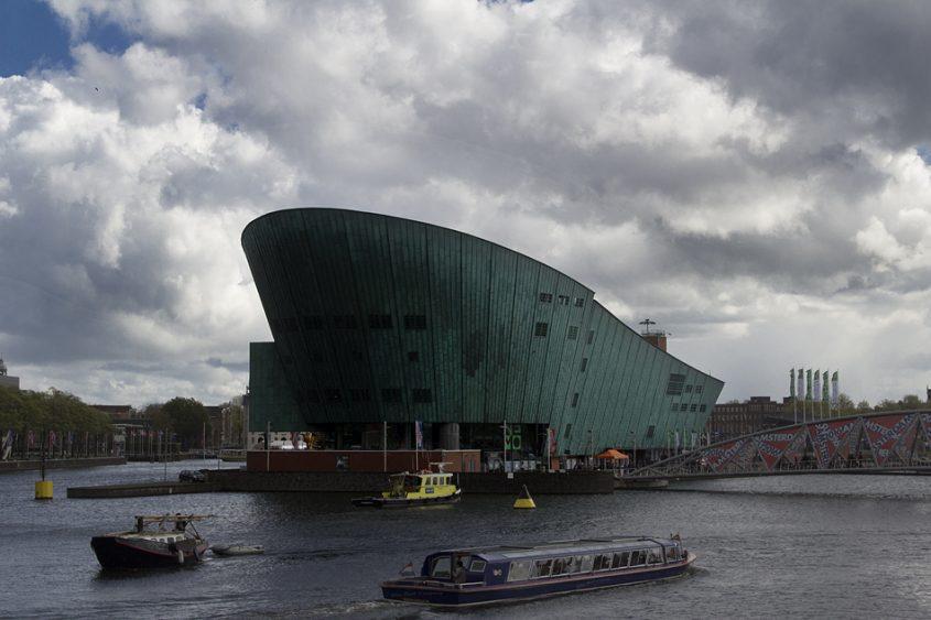 Amsterdam, Science center NEMO