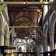 Amsterdam, Oude Kerk, Interior