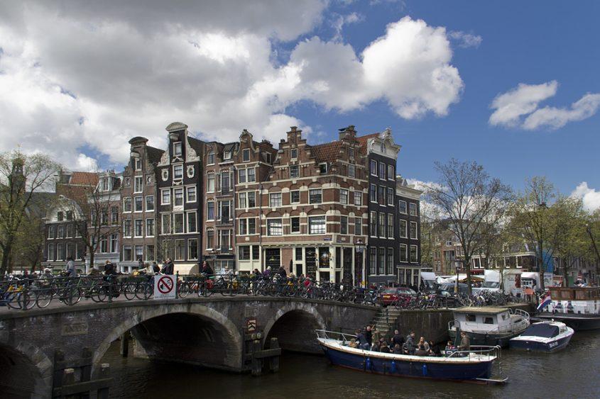 Amsterdam, Prinsengracht / Brouwersgracht