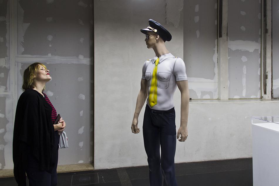 9. Berlin Biennale 2016, Simon Fujiwara, The Happy Museum