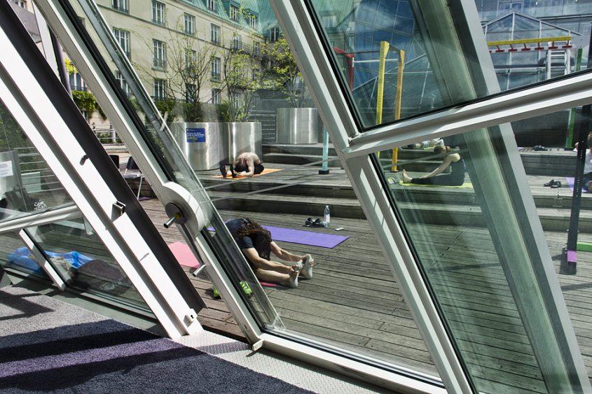 9. Berlin Biennale 2016, Akademie der Künste, Open Workout