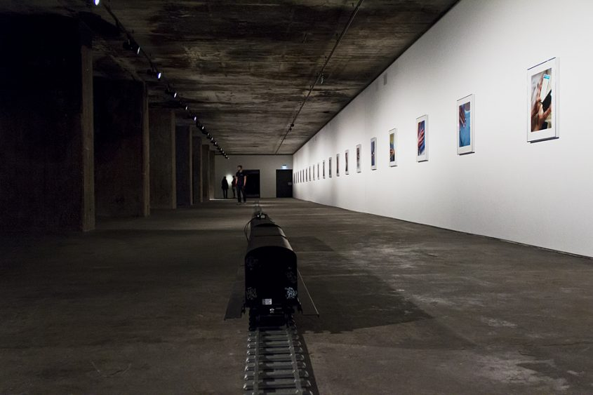 9. Berlin Biennale 2016, The New Media Express