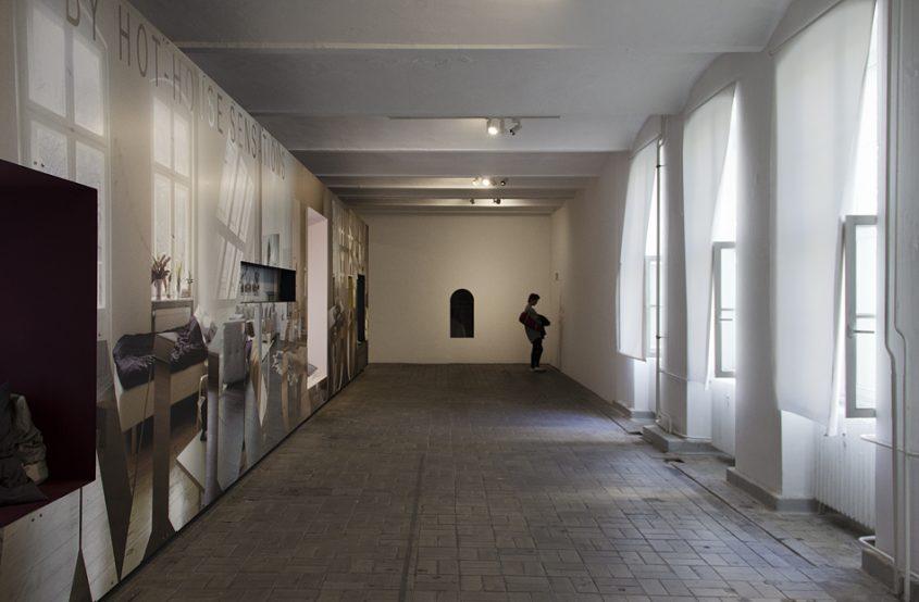 9. Berlin Biennale 2016, åyr, ARCHITECTURE