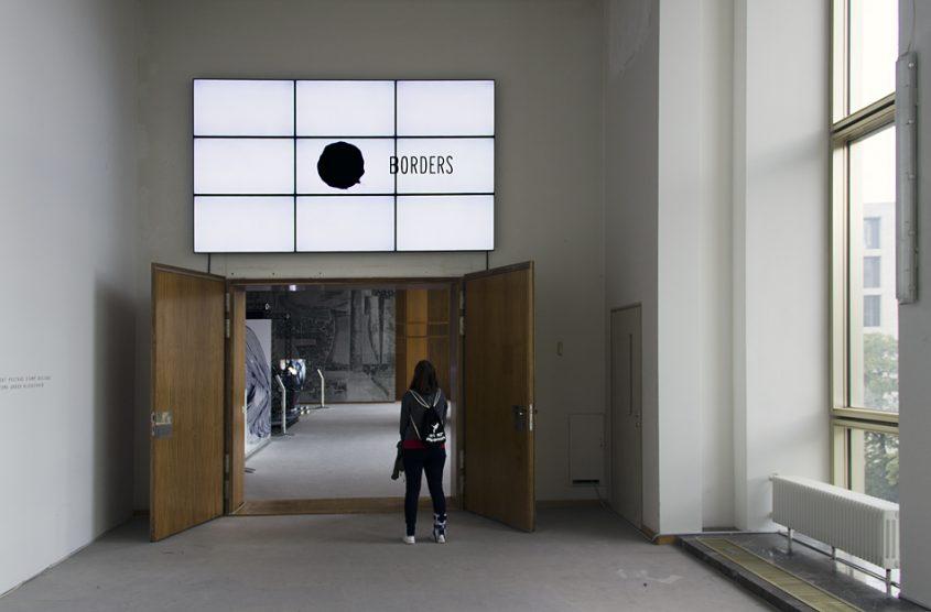9. Berlin Biennale 2016, Simon Denny mit Linda Kantchev, Blockchain Visionaries